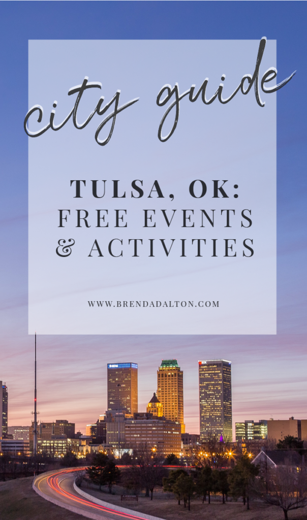 City Guide - Free Activities and Events in Tulsa, Oklahoma | Photo credit Kenyon Gerbrandt