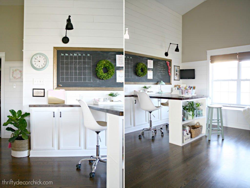 Home Office Inspiration • Brenda Dalton | Tulsa Blogger | Gluten ...